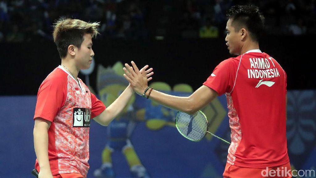 Tiga Wakil Merah Putih Akan Berjuang ke Final Indonesia Open 2017