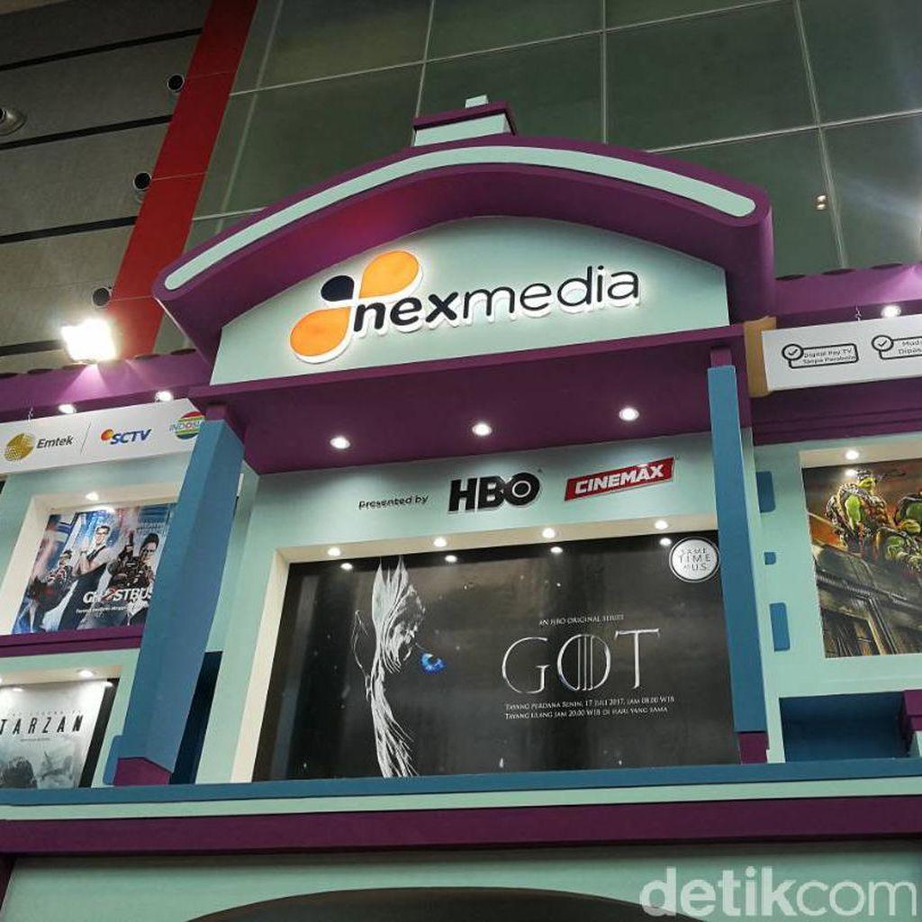 Nexmedia Rayu Pengunjung Jakarta Fair 2017 dengan Tarif Rp 1