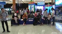 Ramainya Fasilitas Isi Ulang Baterai Ponsel di Indonesia Open