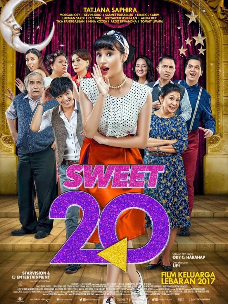 Diadaptasi dari Miss Granny, Ada Unsur Lokal dalam Film Sweet 20