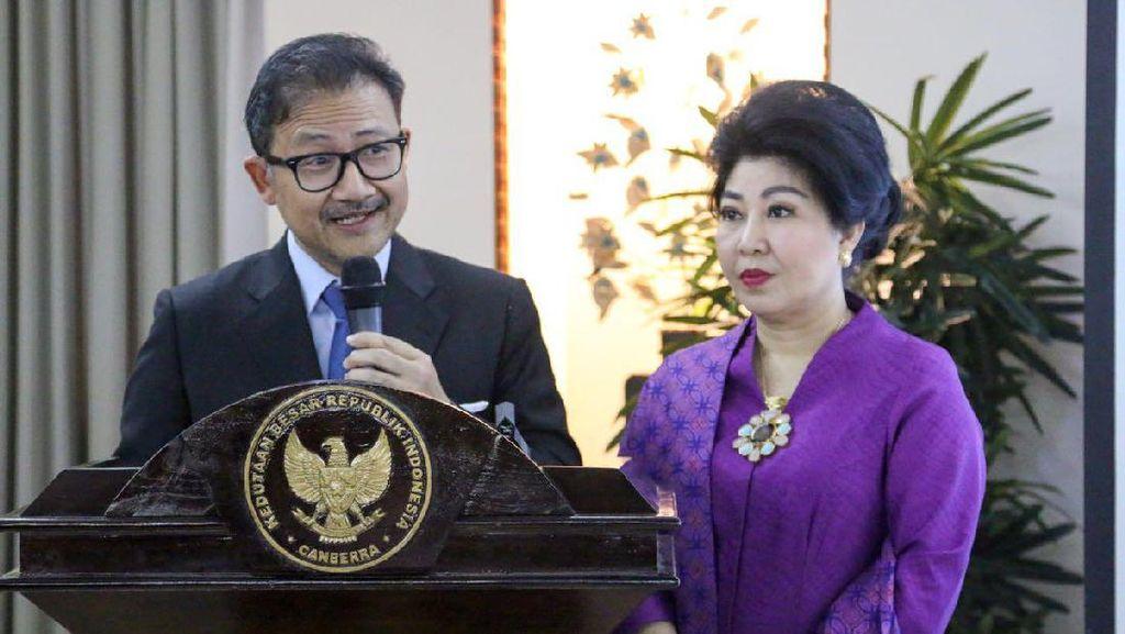 Dubes Kristiarto Janji Eratkan Hubungan Indonesia-Australia