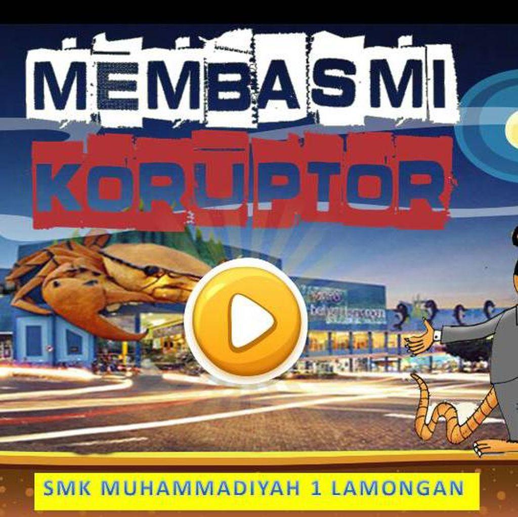 Game Buatan SMK Muhammadiyah 1 Ajak Masyarakat Basmi Koruptor