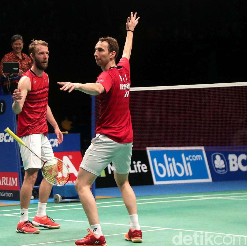 Rivalitas Panas Mathias Boe Vs Suporter Indonesia
