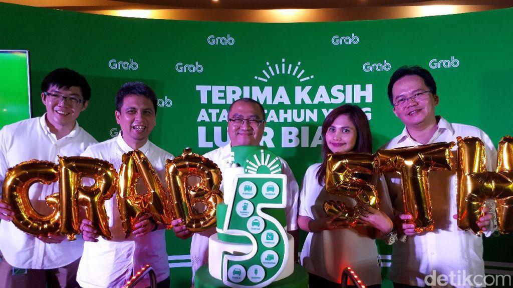 Kado Spesial Grab untuk Indonesia di Hari Ulangtahun