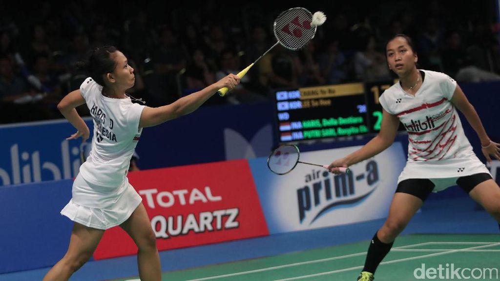 Della/Rosita Kandas di Perempatfinal