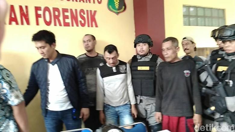 Polisi: 1 Perampok Davidson di Daan Mogot Calon Kades di Lampung