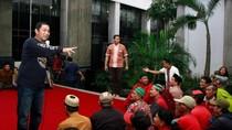 Cegah Banjir Rob, Penjaga Pompa Air di Semarang Siaga Saat Lebaran
