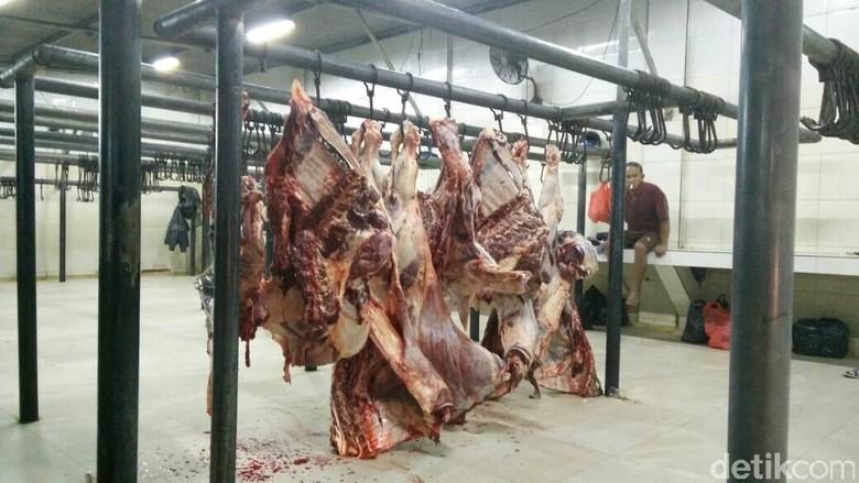 Mendekati Lebaran, Permintaan Daging Sapi Naik 4 Kali Lipat