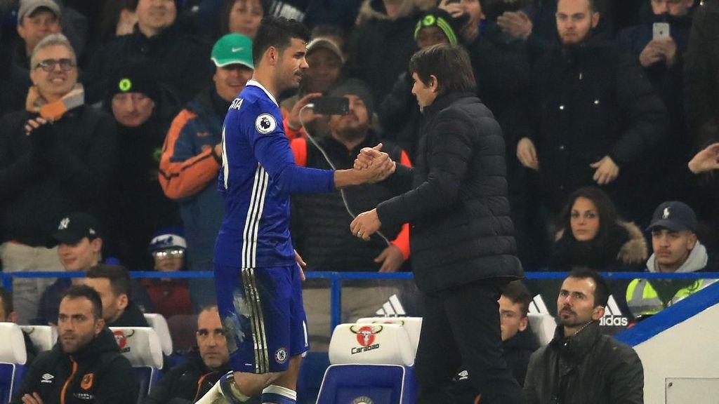 Costa: Chelsea Memperlakukan Saya seperti Penjahat
