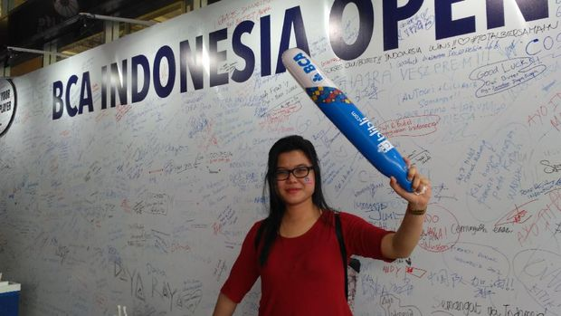 Owi/Butet Main Terakhir, Pendukung Indonesia Sudah Berduyun-duyun Sejak Siang
