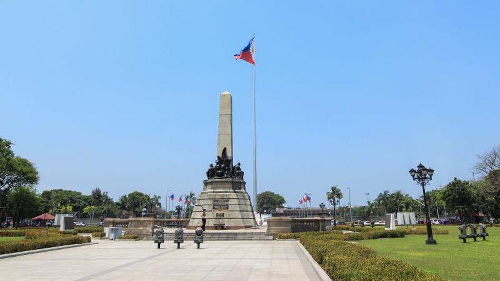 Puas Keliling Seharian di Ibu Kota Filipina