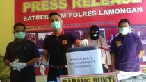 Polisi Bongkar Usaha Kulit Sapi Berformalin di Lamongan
