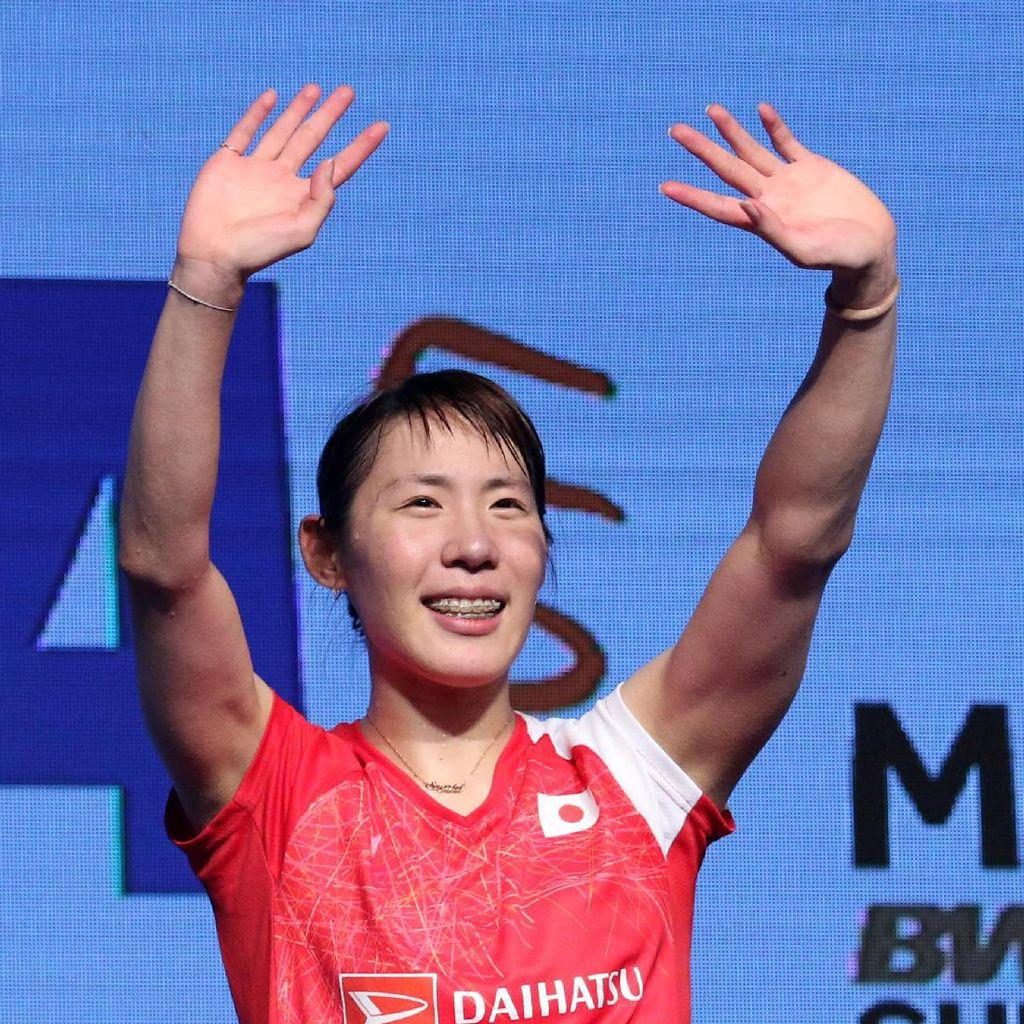 Sayaka Sato, Tunggal Putri Jepang Pertama yang Juara Indonesia Open