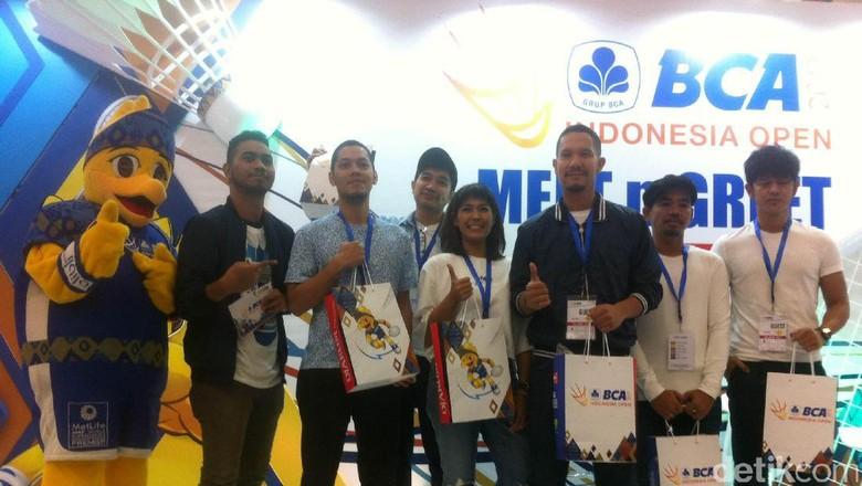 Maliq & DEssentials Ramaikan Final Indonesia Open