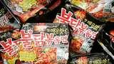 Soal Mie Instan Korea Mengandung Babi, Ini Kata Penjual Produk Makanan Korea