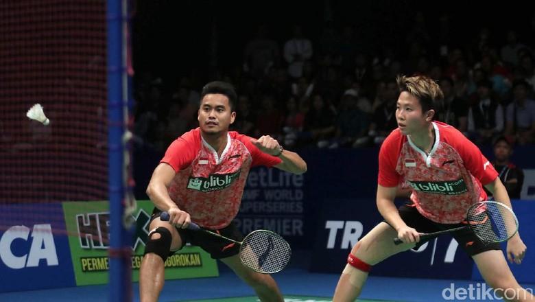 Inilah Kunci Tontowi/Liliyana Pecah Telur di Indonesia Open