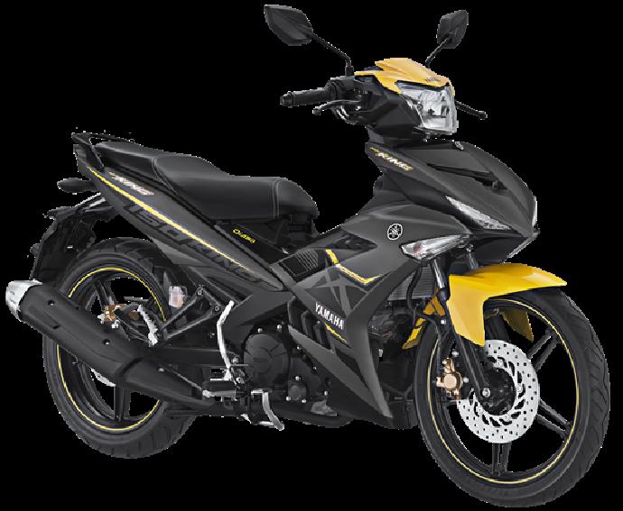 Baju Baru untuk Yamaha MX King Jelang Lebaran