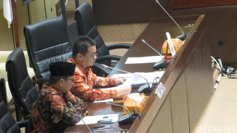 DPR-Pemerintah Rapat Tertutup Bahas Hasil Lobi RUU Pemilu