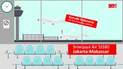 Melihat Lagi Go Around GA 425 di Soekarno-Hatta