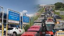 Jelang Libur Idul Adha, Tol Jatiwaringin-Bekasi Macet 9 Km