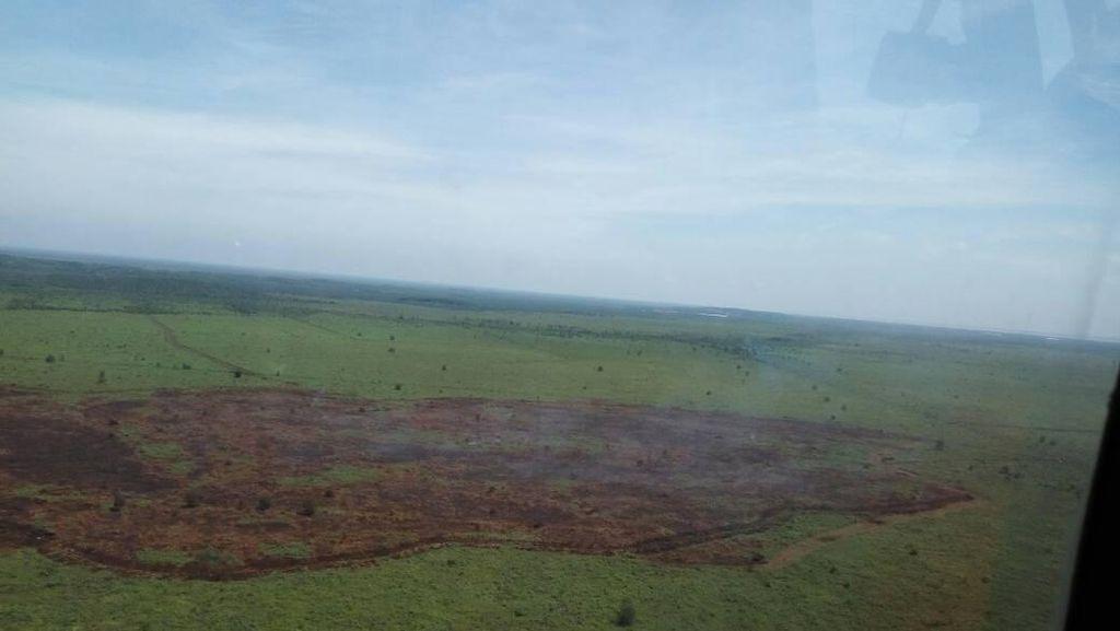 3 Provinsi Siaga Darurat Karhutla, BNPB Kerahkan 12 Helikopter
