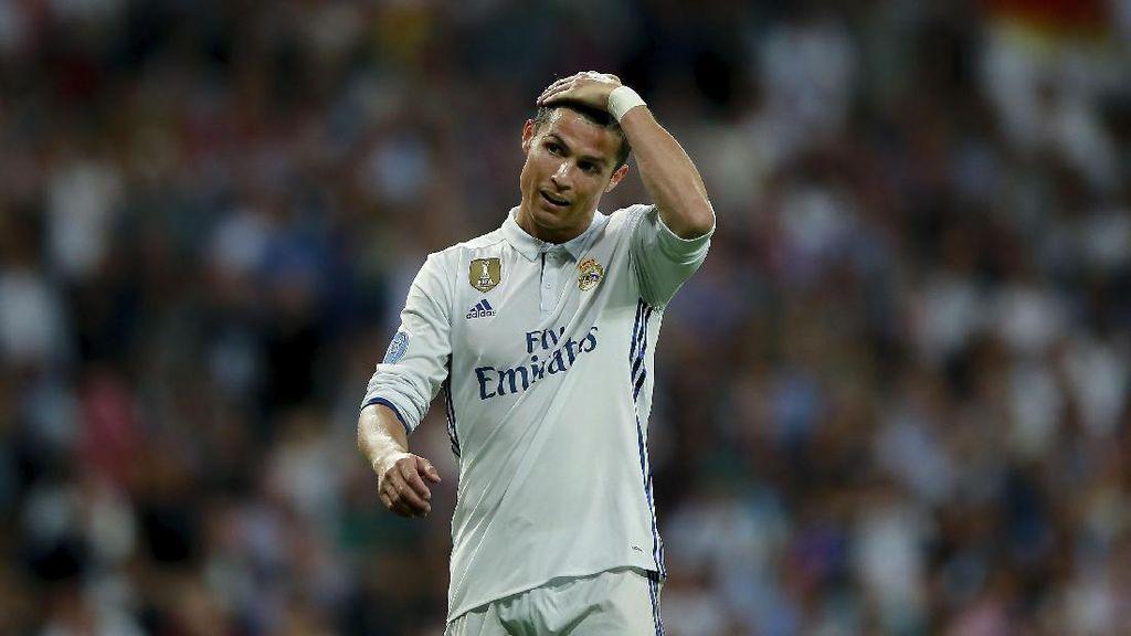 Di Instagram, Ronaldo Juga Mengeluh Soal Kasus Pajaknya