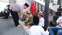 Wali Kota Semarang Beri Motivasi Anak Yatim agar Meraih Sukses