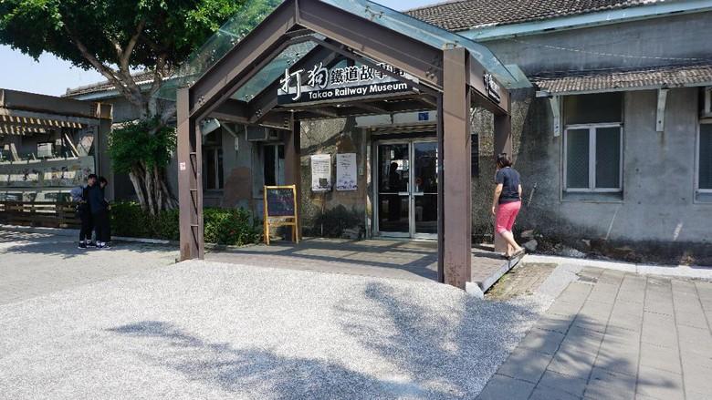 Takao Railway Museum Kaohsiung, Taiwan (Masaul/detikTravel)