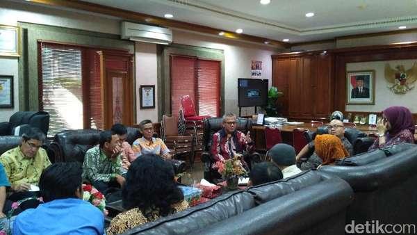RUU Pemilu Alot, KPU Diminta Tetap Tancap Gas Siapkan Pemilu 2019