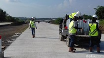 Pemudik Jalur Alternatif Tol Solo - Ngawi Bisa Isi BBM di Km 21