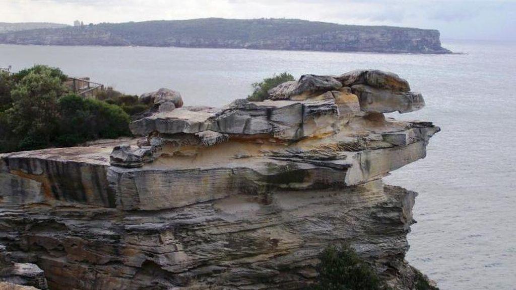 Konon Tebing di Australia Ini Merupakan Tempat Favorit Bunuh Diri