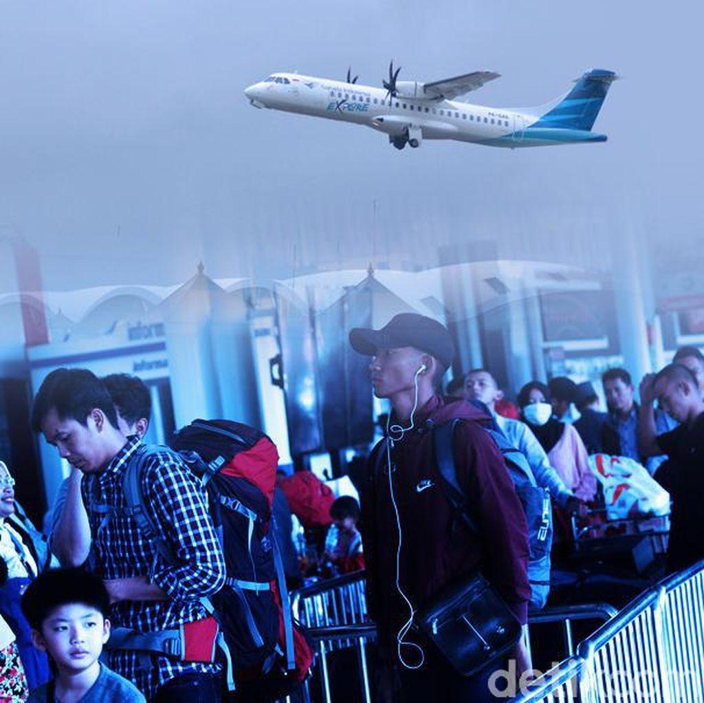 Cerita Mahasiswa Indonesia Mudik 24 Jam dari Beijing ke Makassar