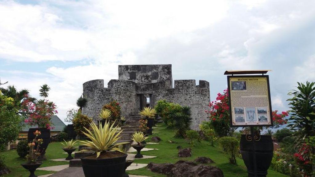 Benteng Tolukko, Bukti Peninggalan Portugis di Ternate
