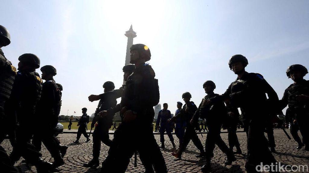 Polda Metro Jaya Kerahkan 16 Ribu Personel Amankan Lebaran