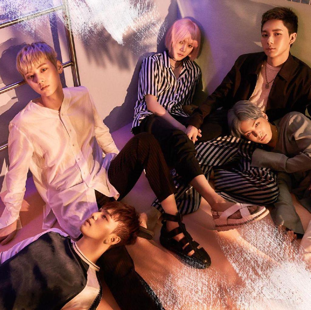 Minhyun Gabung Wanna One, NUEST Comeback Berempat