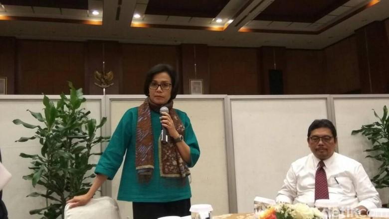 Setoran Pajak Tak Capai Target, Sri Mulyani Tambah Utang Lagi