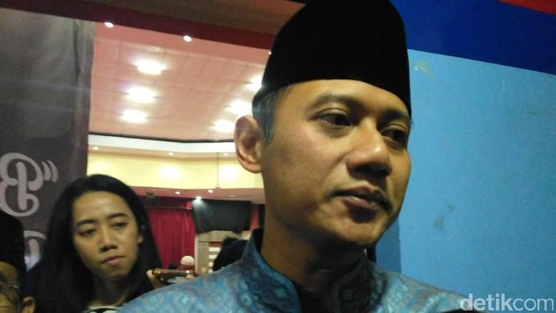 Safari ke Daerah, Agus Yudhoyono: Kebetulan Dapat Undangan