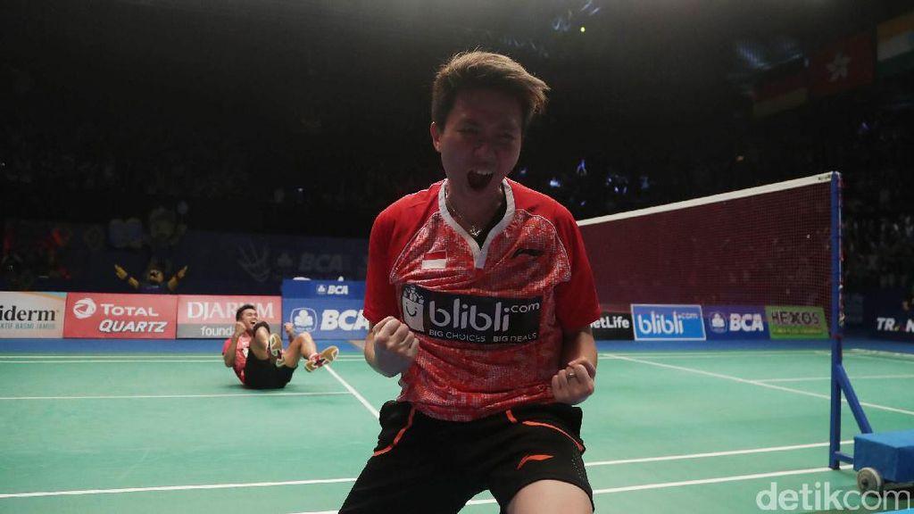 Juara Indonesia Open di JCC, Butet Masih Penasaran dengan Keangkeran Istora