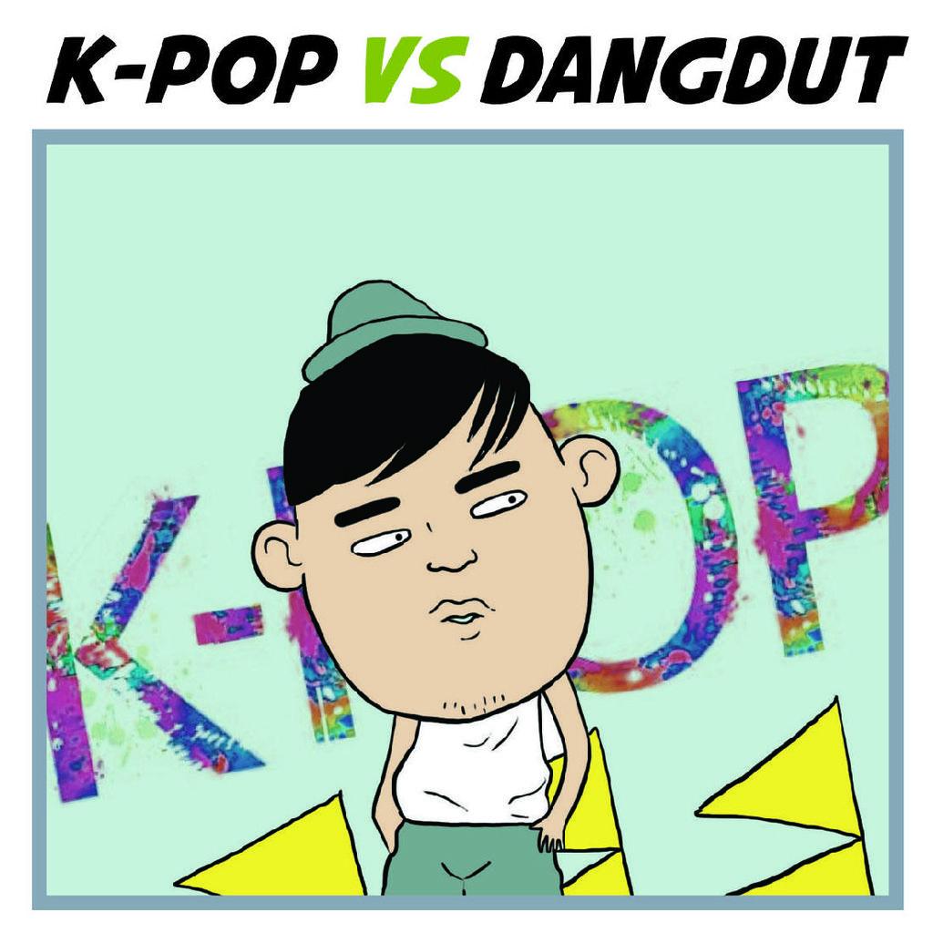 Budaya K-Pop vs Dangdut