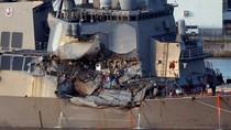 Tabrakan Kapal di Jepang, 7 Marinir AS Ditemukan Tewas