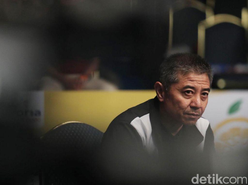 Indonesia Open Jadi Kesempatan Mulyo Handoyo Kumpul Keluarga
