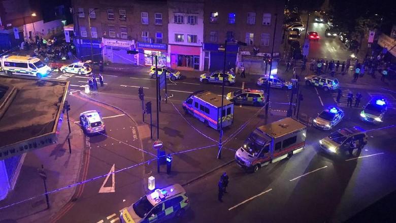 KBRI: Diperkirakan Tak Ada WNI Jadi Korban Penabrakan di London