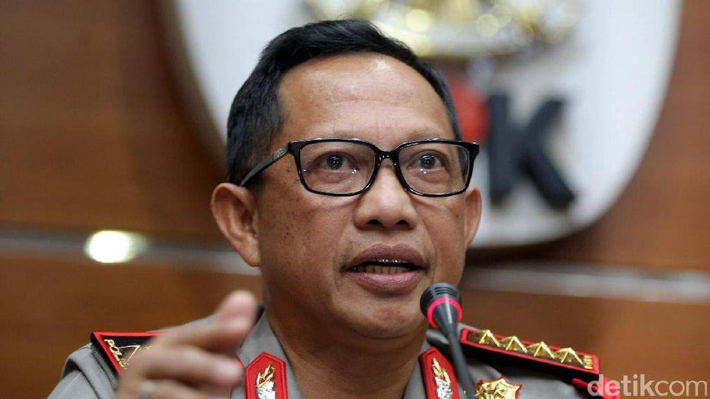 Soal Jemput Paksa Miryam, Kapolri: Ini Bukan Pidana, Pansus Politik