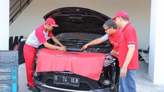 Tak Sempat Servis Sebelum Mudik, Bisa Cek di Nissan-Datsun Rest Point