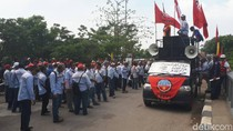 Ada Demo Awak Mobil Tangki, Pasokan BBM Pertamina Tetap Aman