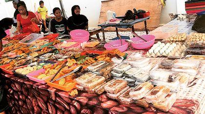 Bazar Kuliner Ramadhan