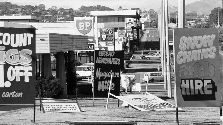 Mengapa Kota Canberra Melarang Papan Reklame?