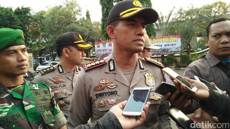 Operasi Ramadniya, Polres Jakut Siagakan 1.400 Personel Gabungan