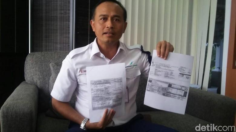 Sopir Taksi Online Dihukum Lepas Baju, PT AP I Yogya Minta Maaf