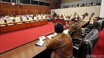 Ditinggal Gerindra, Pansus Angket KPK Kini Diisi Partai Pro Jokowi